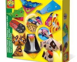 SES Kreativa vikdjur 20 x 20 cm flerfärgad
