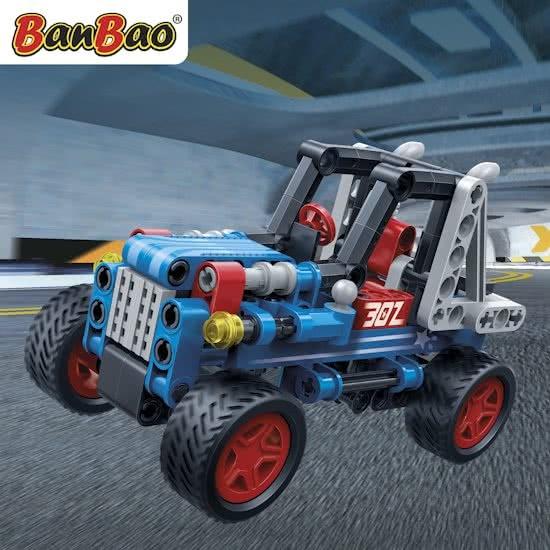 BanBao byggsats Supercar Jango 148-bit