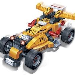 BanBao Turbo Power Invincibility byggsats 132 delar