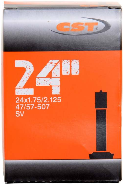 CST Cykelslang 24x1.5-1.75 Standardventil