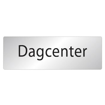 Skylt Dagcenter