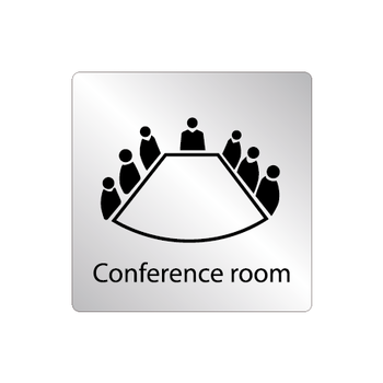 Skylt Conference room
