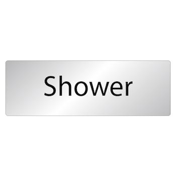Skylt Shower