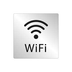 Skylt WiFi
