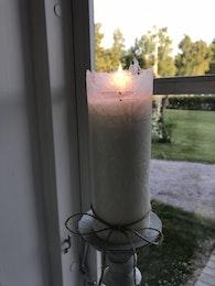 Crystelljus vitt stort