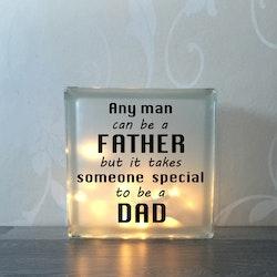 Glasblock Father