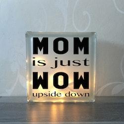 Glasblock MOM/WOW