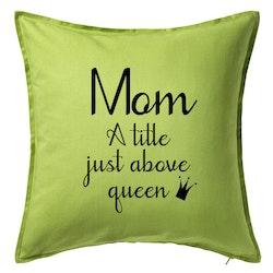 Kuddfodral Mom queen