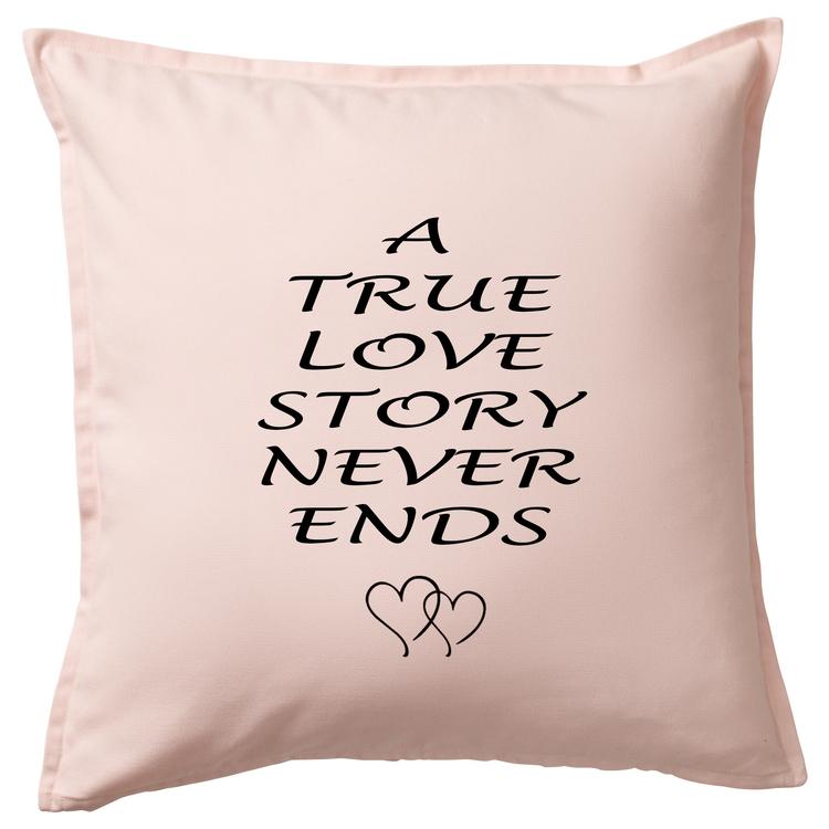 Kuddfodral Love story