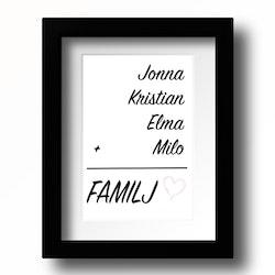 Familj Nr1
