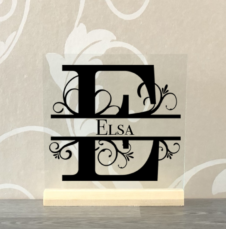 Glasplatta Kärlek alt 26