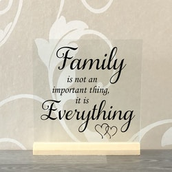 Glasplatta Familj alt 2