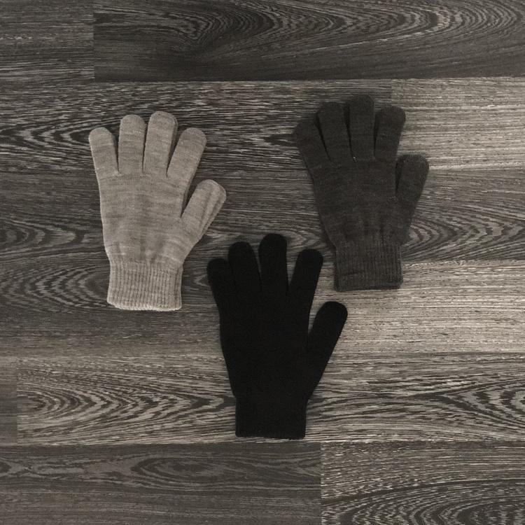 Namnvantar Vuxen (Fingervantar)