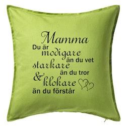 Kuddfodral Mamma