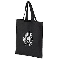 Tygkasse Wife, mom, boss