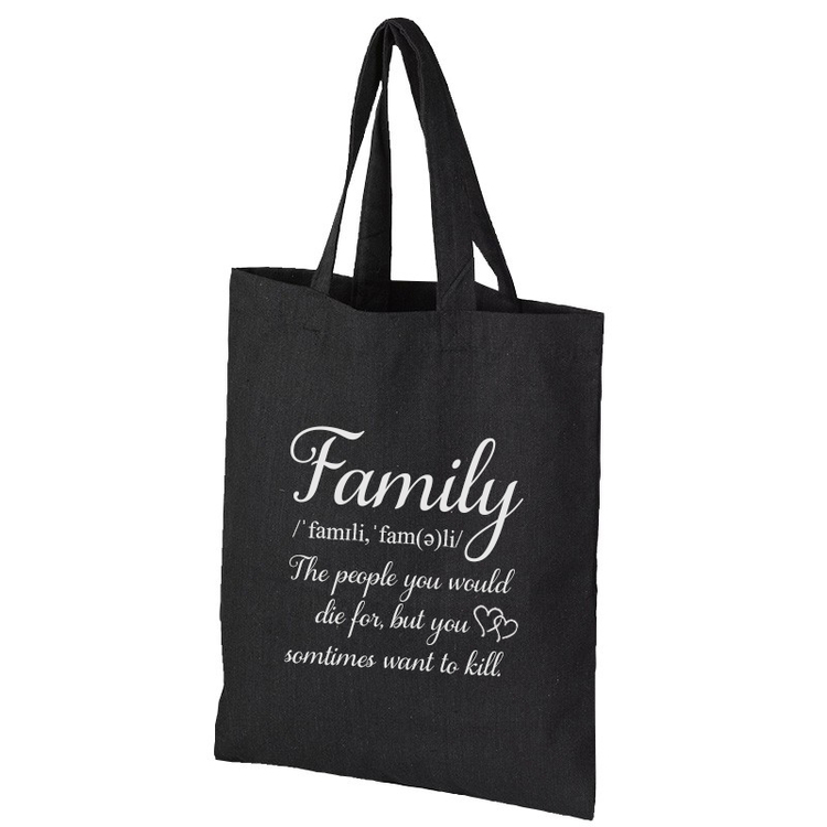 Tygkasse Family