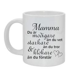 Mamma Bild & text