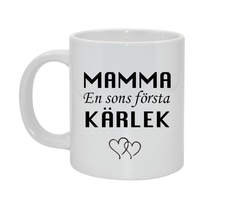 Mamma son