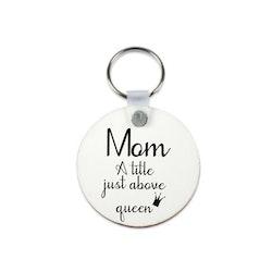 Mom queen Bild & text