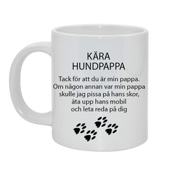 Kära hund... Alt 1Bild & text