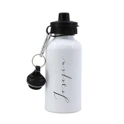 Vattenflaska Typsnitt 3