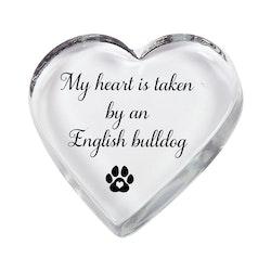 Glashjärta My heart