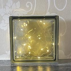 Glasblock stort egen design