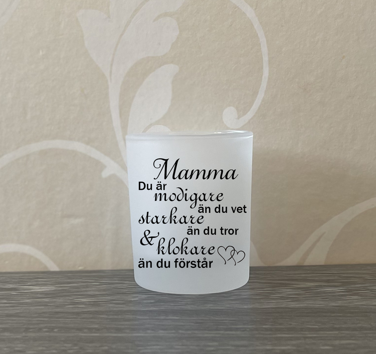 Ljushållare Mamma