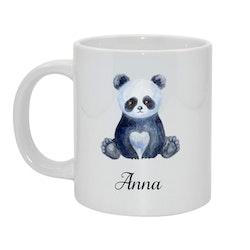 Panda - Bild & text