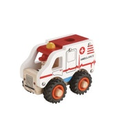 Magni - Ambulans i trä