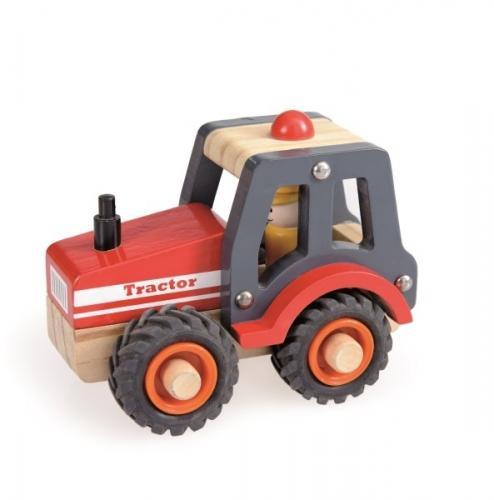 Magni - Traktor i trä