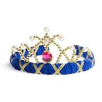 Tiara - Mörkblå
