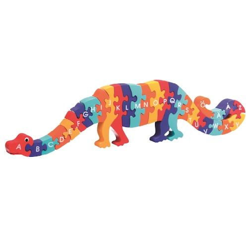 Pussel - Dino A-Ö
