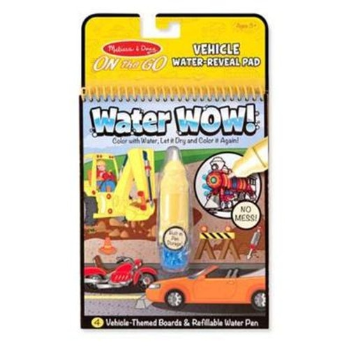 Water WOW! Fordon