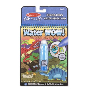 Water WOW! Dinosaurier