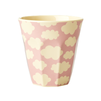 RICE - Mugg Pink Clouds Medium