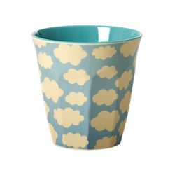 RICE - Mugg Blue Clouds Medium