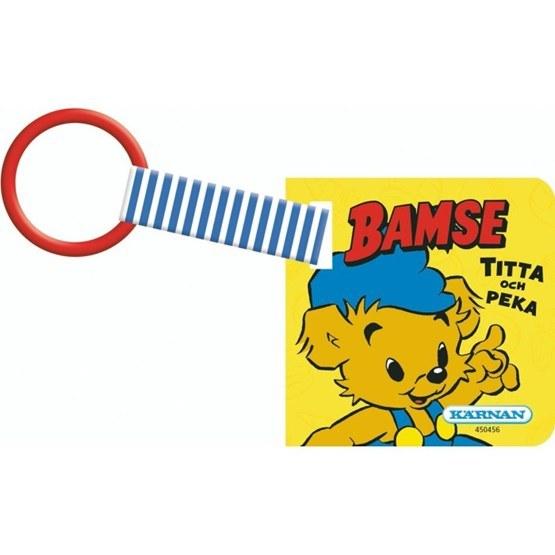"""Bamse - Minibok """"Titta och peka"""""""