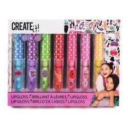 Create it! - Läppglans 7-pack