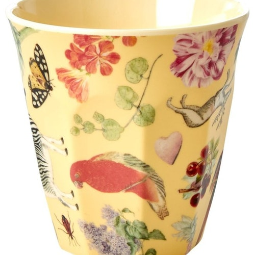 RICE - Mugg Art Yellow