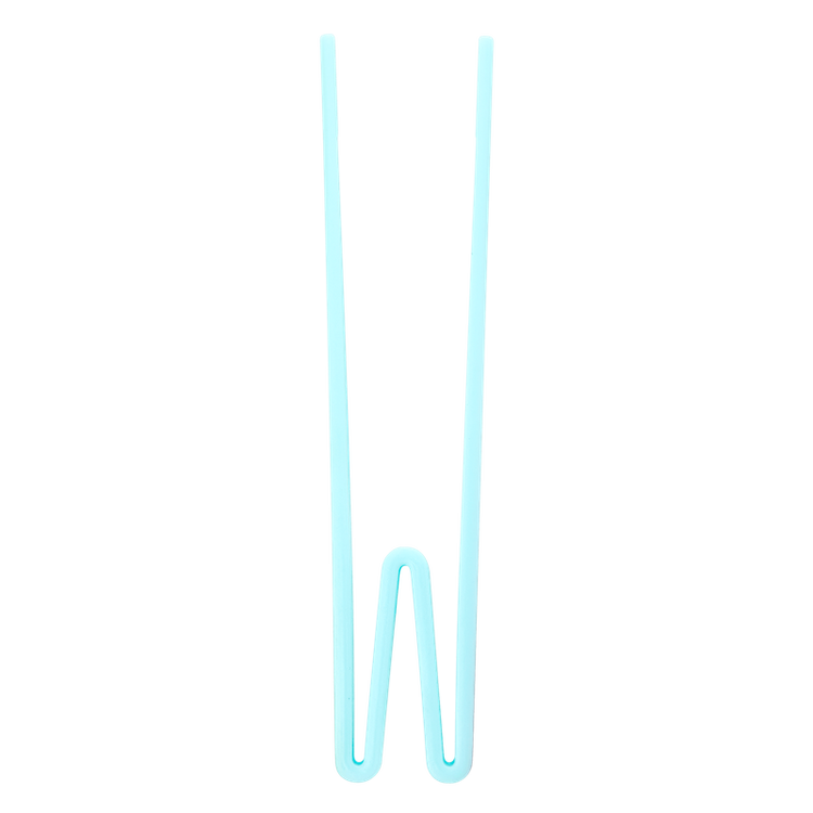 Ätpinnar Nybörjare - Ljusblå