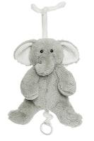 Speldosa Elefant - Affe