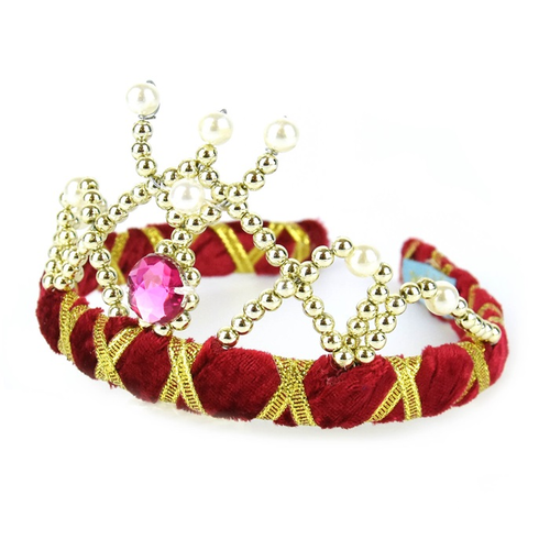 Tiara - Röd