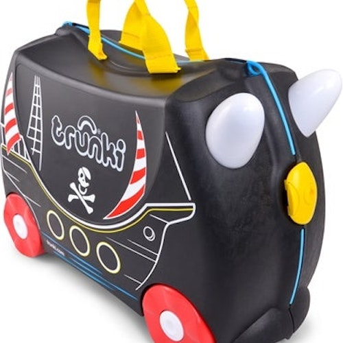 Trunki resväska - Piraten Pedro