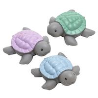 Badleksaker sköldpaddor 3-pack