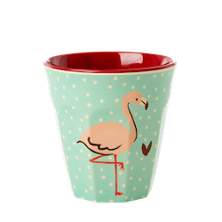 RICE - Mugg Flamingo Small