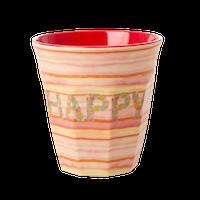RICE - Mugg HAPPY Medium