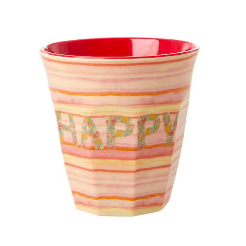 RICE - Mugg HAPPY Medium