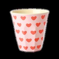 RICE - Mugg Hjärtan Medium