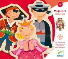 Magnetpussel - Dress up